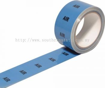 50mmx33M Air Pipeline Identification Tape
