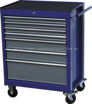 SENATOR 7 Drawer Roller Cabinets