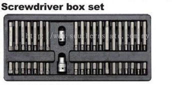 YATO Screwdriver Box Set