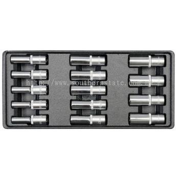 YATO 1/2���� Deep Socket Set