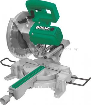 OSAKI 250mm Sliding Compound Mitre Saw