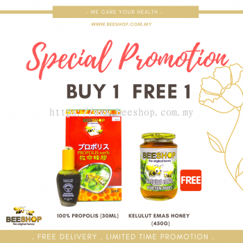 Special Promotion - BUY 1 FREE 1