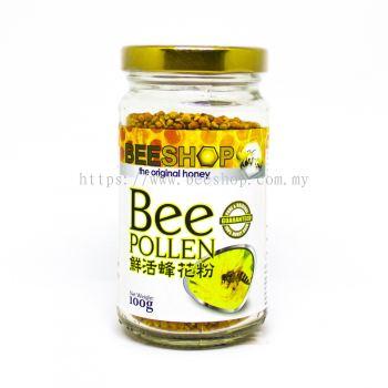 鲜活蜂花粉100克