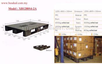 Plastic Pallet Size 1200*800*150mmH