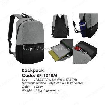 Backpack BP-104BM