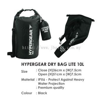 HYPERGEAR DRY BAG LITE 10L