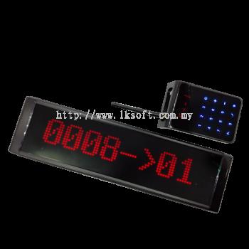Callimg System- MB90K