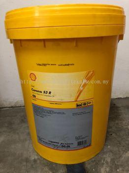 Shell Compressor Oil S3 R46
