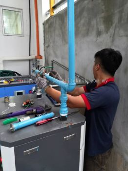 Air Dryer Piping