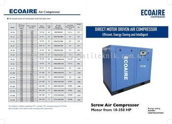 ECOAIRE Catalogue