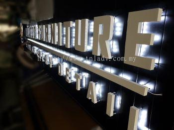 Milazzo LED back light