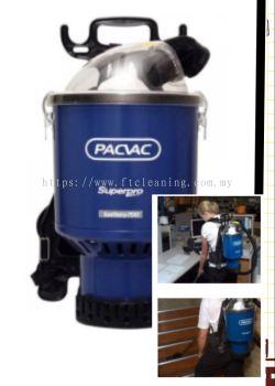 SUPERPRO PACVAC Cordless Vacuum