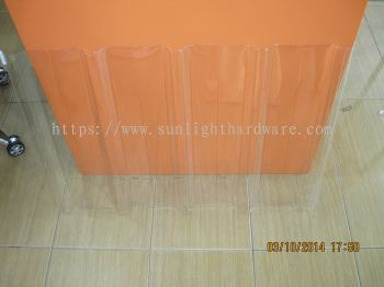 TRANSPARENT SHEET (TC-25A)