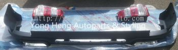 Toyota Prado Conversion New Facelift
