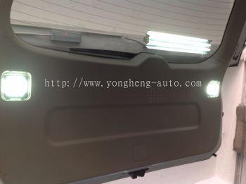 Rear Bonnet Lamp ACR30