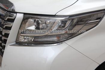 Toyota Alphard Heard Light Trim