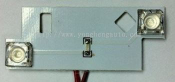 Roof p/Door switch button - [ 2LED ] [EX161]