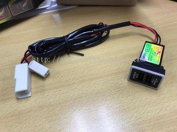High Speed Changer Max3.2Ax2 USB (S) [EX220]