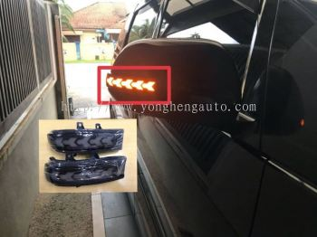 Side Mirror Sequential LED DRL [EX178]