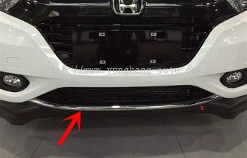 front bumper Chrome