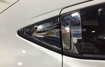 rear door handle FULLY Chrome