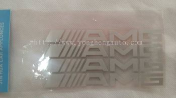 AMG Custom Sticker