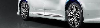 Toyota Vellfire 2015 Aero Body Side Skirt