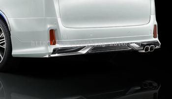 Toyota Vellfire 2015 AERO KIT for AERO BODY