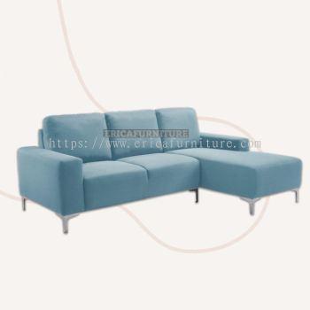 L-SHAPE SOFA (BLUE)
