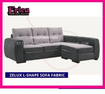 ZELUX L-SHAPE SOFA