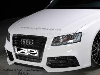 Audi A5 R Style Front Bumper