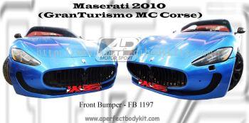 Maserati Front Bumper