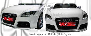 Audi TT Front Bumper (Hofe Style)