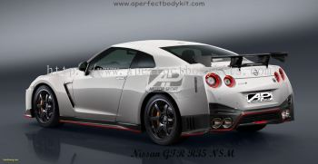 Nissan GTR R35 NSM Style Bumperkits