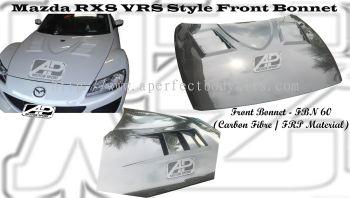 Mazda RX8 Carbon Fibre Front Bonnet