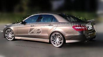 Mercedes E Class W212 Bumperkits