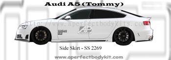 Audi A5 Tommy Style Side Skirt