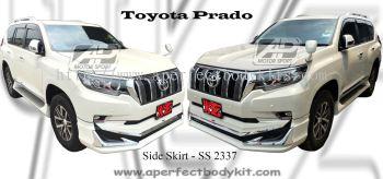Toyota Prado Side Skirt