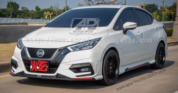 Nissan Almera 2020 68 Bodykits