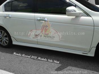 Honda Accord 2011 Modulo Side Skirt
