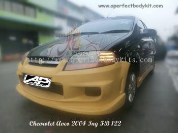 Chevrolet Aveo 2004 Ing Bumperkits