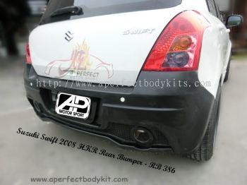 Suzuki Swift 2008 HKR Rear Bumper