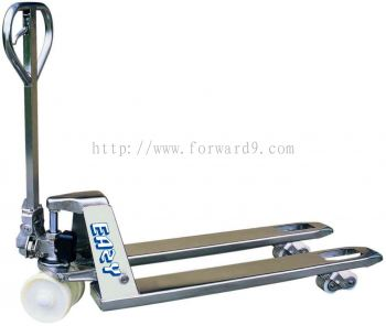 AC20/25S-SS Narrow Stainless Steel Hand Pallet Truck