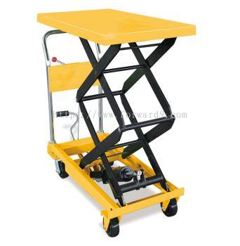 LTD35-350kgs Double Scissor Lift Table