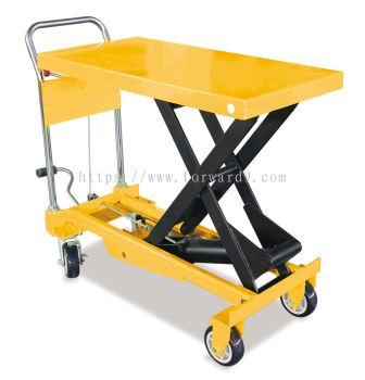 LT100-1.0ton Manual Lift Table