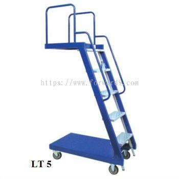 LT5 Ladder Trolley