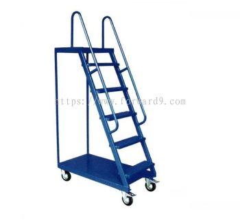 SK5 Ladder Trolley
