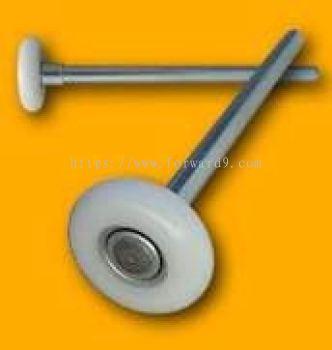 Nylon Guide Roller c/w Metal Shaft