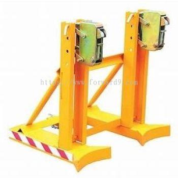 Forklift Double Drum Gripper