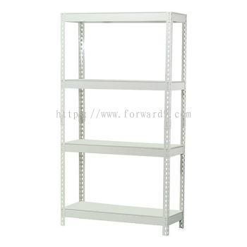 Metal Boltless Racking with Multiple Steel Shelf